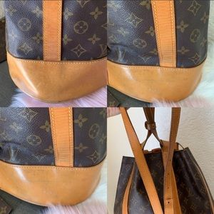 Louis Vuitton Bags - Authentic Large Backpack by Louis Vuitton